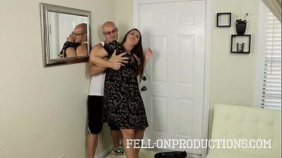 [Fell-On Productions] Madisin Lee in My Slutty Mom - 2 min HD