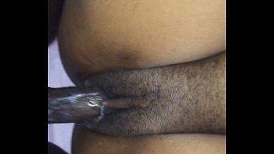 She creaming on my dick - 22 sec