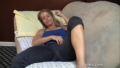 Small Titted Skyle Fingering Her Pussy - 6 min HD
