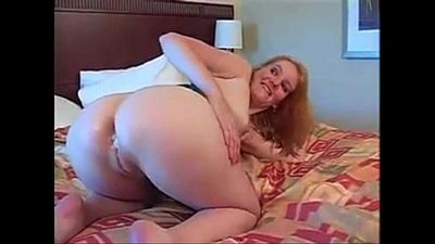 Mature Slut Begs For Her Ass To Get Jizzed Inside! - 2 min