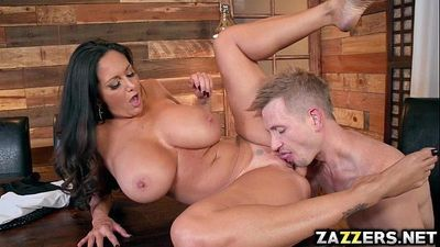 Ava Addams got her anal drilled so deep by Bill Bailey - 7 min