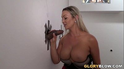Abbey Brooks Gloryhole - 8 min HD