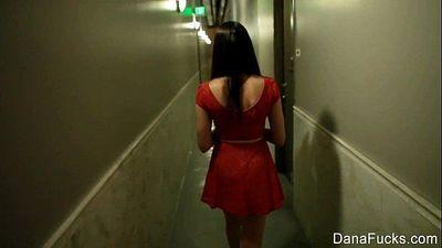 Dana DeArmond goes on anal date - 8 min HD