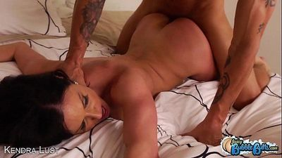 Round assed Kendra Lust fuck a big cock - 8 min HD
