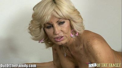 Busty MILF Takes it In Ass As Daughter Catches Her - 7 min HD