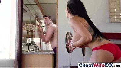 SexTape With Cheating Adultery Horny Mature Lady (romi rain) vid-24 - 7 min