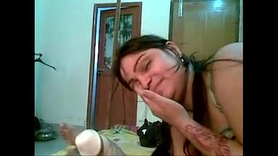 Indian hot aunty fucked by her neighbour- www.camdolls.club - 4 min