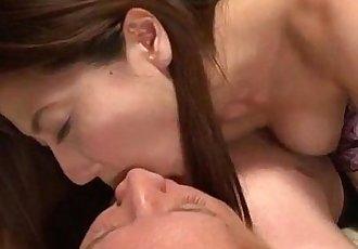 Top foot fetish porn scenes with Mirei Yokoyama - 12 min