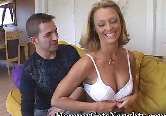 Hot Mommy Is A Naughty One - 5 min