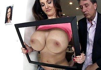 Ava Addams has Huge All Natural MILF TitsHD