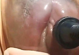 Mature Pussy Vacuum Pump - 5 min