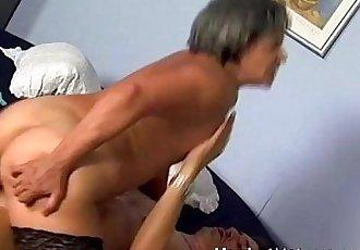 vast hairy granny snatch fucked - 5 min