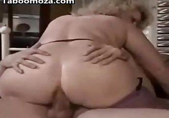 Blonde granny Shablee ass fuckedTaboomoza