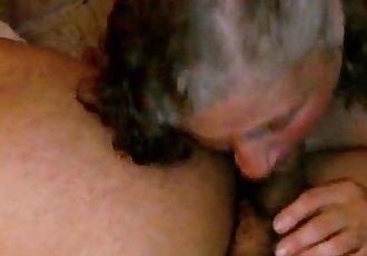 Me Face Fucking 49yo Granny Lynne Until I Cum Again - 7 min