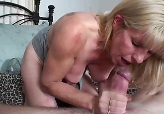 Carol Cox Rides A Nice Thick CockHD