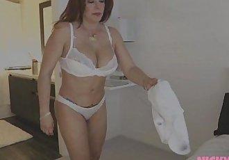 Sara Jay Bombshell Latina Mom Nicky Ferrari and Charly in La Mexicana Part 3HD+