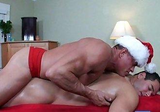Massagecocks New Year Muscle MassageHD