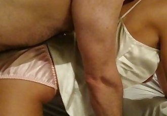 White Camisole - Pink Panties 3 - 29 sec