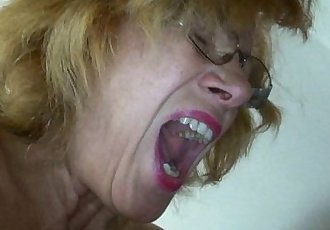 Fat granny and fat mature masturbating pussy together - 8 min HD