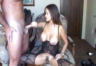 Brunette SEXY MILF Extremely MASTURBATION hotcamgirls999.com