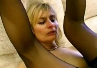 Blonde mature cheats on her husband - 5 min