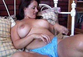 Sexy MILF is feeling horny - 6 min