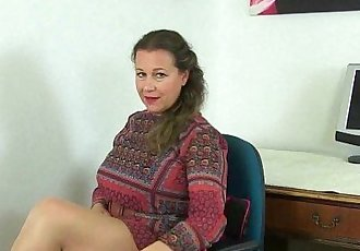 Best of British secretaries part 9HD