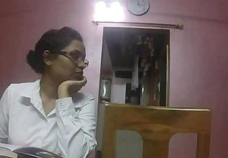Indian Sex Teacher Horny Lily Love Lesson - 10 min HD