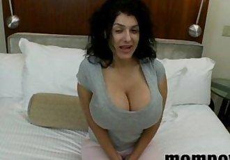 huge tit milf fucking big cock - 5 min