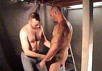 Hot Bears In Tight Jockstraps