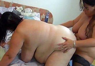 OldNanny Big boobs fat mature and big boobs fat granny hardcore - 8 min HD