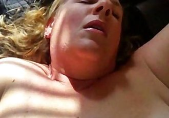 Mature BBW Interracial Closeup Anal - 1 min 34 sec
