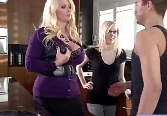 Hardcore Sex With Big Tits Hot Milf clip-02