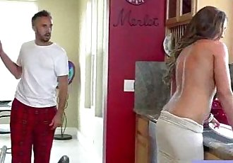 Hard Intercorse On Cam With Busty Mommy clip-30