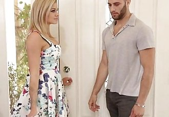 Secret Wife Escorting Club, The Newbie - Kalina Ryu - 6 min HD