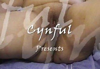 Cynful presents: Masturbating - 2 min