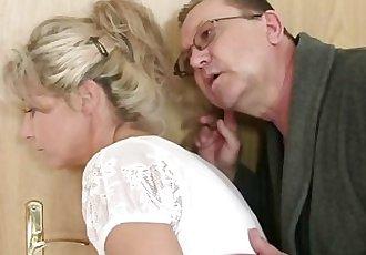 His parents tricks her into sex