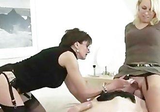 Watch mature femdom sluts face sitting