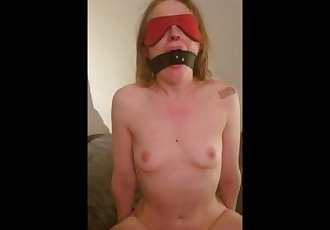 Amateur Finally Allowed to Orgasm Squirts