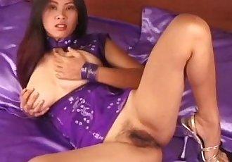 Asian Amateur She So Horny - 7 min