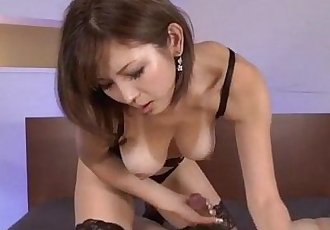 Serious POV oral scenes with superb?Mai Kuroki? - 12 min