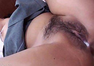 41Ticket - Wet Pussy Cutie Nozomi Kahara - 5 min HD