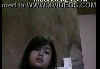可愛的 青少年 戲劇 她的 貓 - 1 min 12 sec