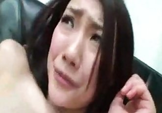 Asian Model Tricked on Camera session - 23 min