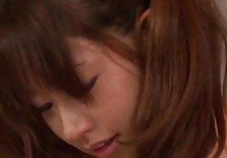 Buruma Aoi amazes with her big tits and smooth lips - 12 min