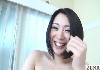 淡 日本 av 明星 表示 大 屁股 和 恥 頭發 副標題 - 5 min