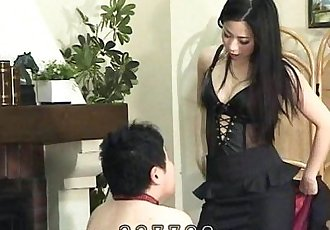 MLDO-036 Rules and the discipline of the daugher. Mistress Land - 2 min