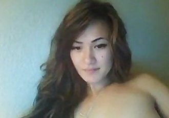 Julie Loves Masturbating on Cam - Chat With Her @ Asiancamgirls.mooo.com - 38 min