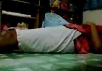 蜜月 在 一個 小 房間 性愛 印度尼西亞 - 5 min