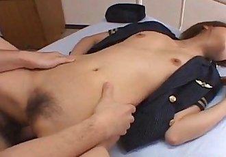 Rio 榊 已 毛茸茸的 搶奪 舔 和 搞砸 - 10 min